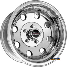 AMERICAN RACING - AR172 Baja - POLISHED