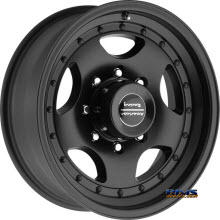 AMERICAN RACING - AR23 - Satin Black