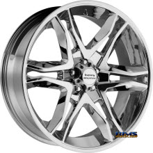 AMERICAN RACING - AR893 Mainline - CHROME