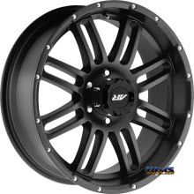 AMERICAN RACING - AR901 - SATIN BLACK