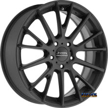 AMERICAN RACING - AR904 - SATIN BLACK