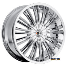 BigBang Wheels - BB2 - chrome