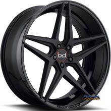 Blaque Diamond - BD-8 - Black Gloss