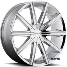 CAVALLO WHEELS - CLV-9 - chrome