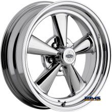 Cragar - 610C S/S Super Sport - chrome