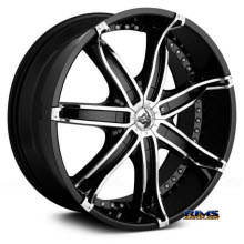 DIABLO WHEELS - DNA - Black Gloss