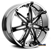 DIABLO WHEELS - DNA - Chrome