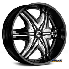 DIABLO WHEELS - ELITE - Black Gloss