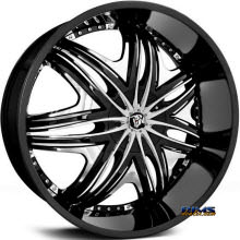 DIABLO WHEELS - MORPHEUS  - Black Gloss