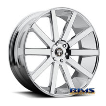 Dub - S120 - Shot Calla - chrome