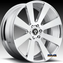 DUB - S131 - 8 BALL - Chrome