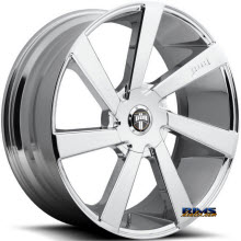 DUB - S132 - DIRECTA - Chrome