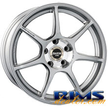 Rs Plus M - silver gloss