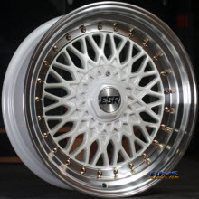 ESR WHEELS - SR03 - White Flat