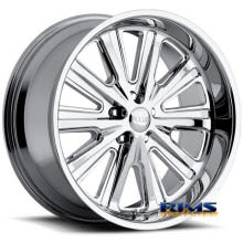 Foose - Ascot - polished