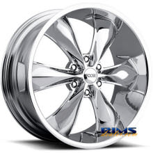 Foose - Legend Six - chrome