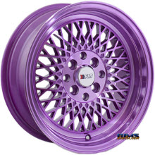 F1R Wheels - F01 - Purple