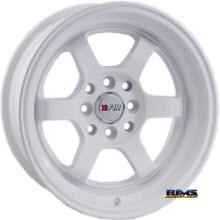 F1R Wheels - F05 - White Flat