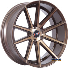 F1R Wheels - F27 - Bronze Gloss