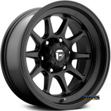 Fuel Off-Road - Formula - Black Flat