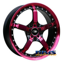 HD Wheels - Cool Down - pink