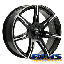 ICW RACING - 210MB - Kamikaze - machined w/ black
