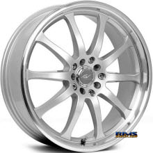 ICW Racing - 211MS - BONZAI - machined w/ silver
