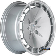 KLUTCH WHEELS - KM16 - Silver Flat
