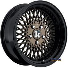 KLUTCH WHEELS - SL1 - Bronze Flat