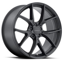 KMC - KM694 Wishbone - Satin Black
