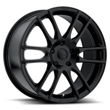 KMC - KM696 Pivot - Satin Black