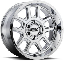 KMC XD Off-Road - XD828 - Chrome