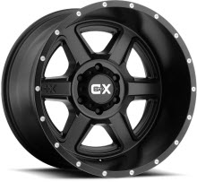 KMC XD Off-Road - XD832 - Satin Black