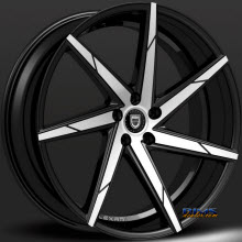 LEXANI - CSS-7 (Exposed Lugs) - black gloss