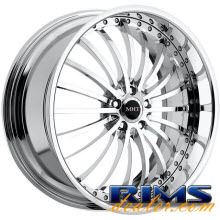 MHT Forged - FUEGO - chrome