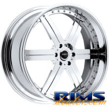 MHT Forged - LLC (6-LUG) - chrome