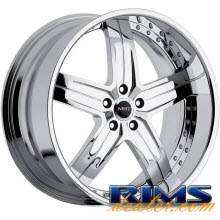 MHT Forged - MANTRA - chrome