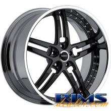 MHT Forged - PARAGON - black gloss