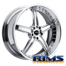 MHT Forged - SPRINT - chrome