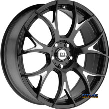 Motegi Racing - MR126 - Black Gloss