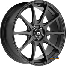 Motegi Racing - MR127 - SATIN BLACK