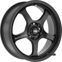 Motegi Racing - MR131 Traklite - SATIN BLACK