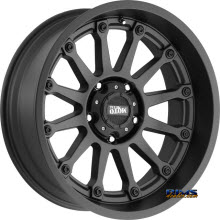MOTO METAL - MO971 - SATIN BLACK