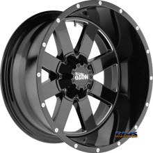 MOTO METAL - MO962 - Black Gloss