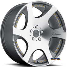MRR Design - VP3 - gunmetal gloss