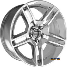 OE CREATIONS - PR101 - CHROME