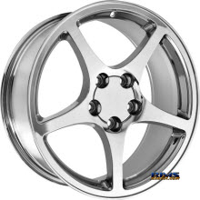 OE CREATIONS - PR104 - CHROME