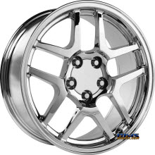 OE CREATIONS - PR105 - CHROME