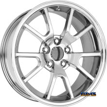 OE CREATIONS - PR118 - CHROME