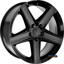 OE CREATIONS - PR129 - Black Gloss